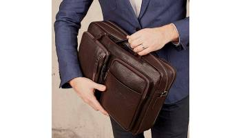 Какие мужские сумки популярны в 2017-2018?