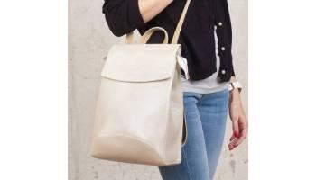 Как почистить белую кожаную сумку: 14 лайфхаков