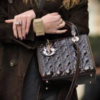 Сумки Lady Dior: новаторство, классика, восхищение