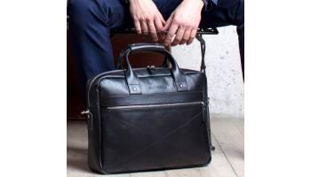 Как выбрать мужскую сумку на разные случаи жизни?