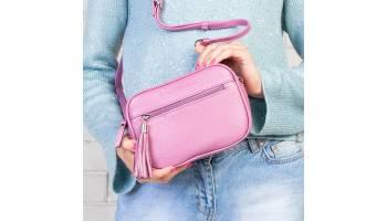 Секрет популярности сумок кросс-боди