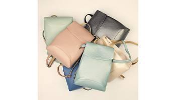 Женские рюкзаки: стильные образы
