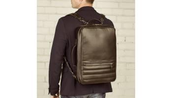 Новинки в мире мужских сумок