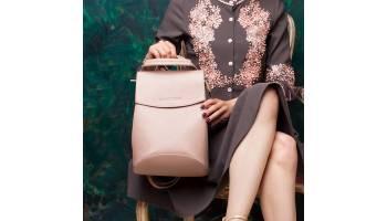Как выбрать модный женский рюкзак из кожи в 2018 году?