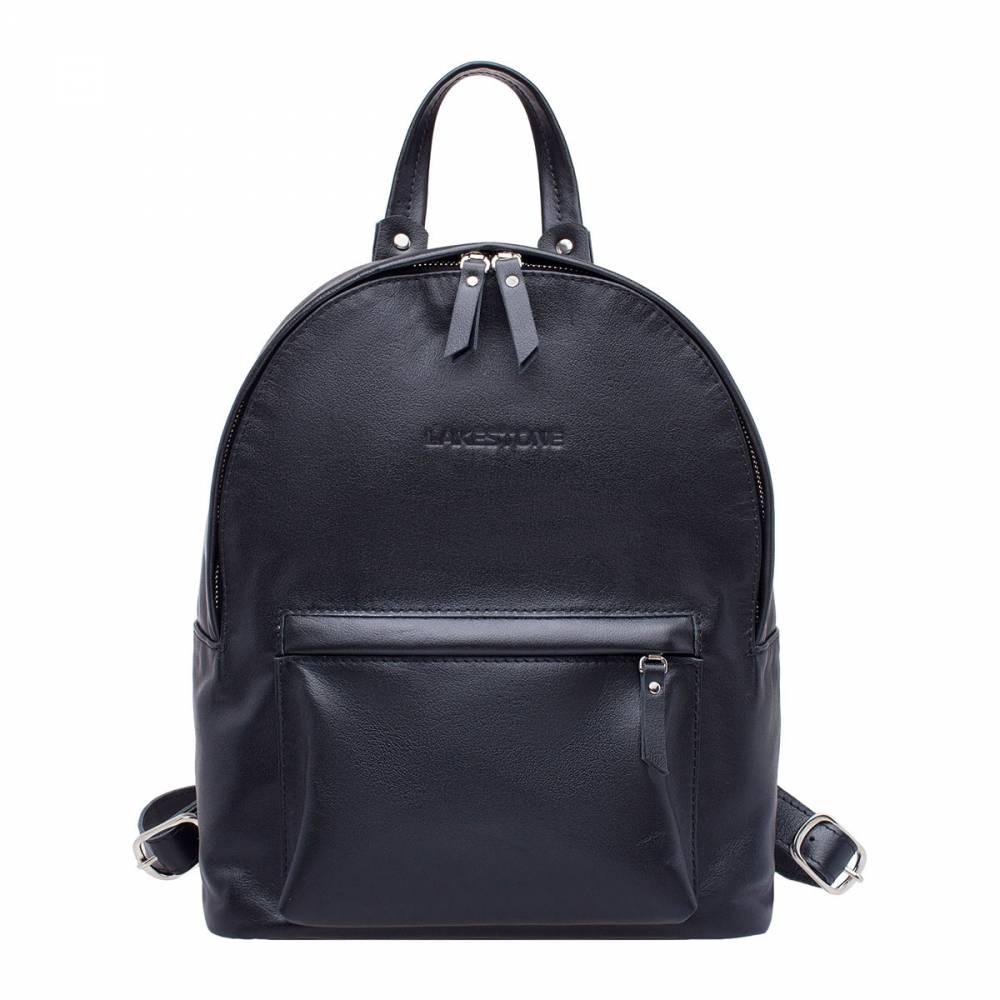 Женский рюкзак Ambra BlackСтильный рюкзак из натуральной кожи – отличное решение для&#13; активных и целеустремленных женщин. Этот аксессуар выполнен вручную, поэтому&#13; каждой детали уделено максимум внимания: проработан каждый шов и каждый стежок. Рюкзак широко открывается, что дает возможность положить в&#13; него даже габаритные вещи. Внутри имеется карман на молнии для хранения&#13; портмоне, смартфона или иных ценных атрибутов повседневной жизни. Очень удобно&#13; носить рюкзак на спине, на плече и просто в руке.<br>