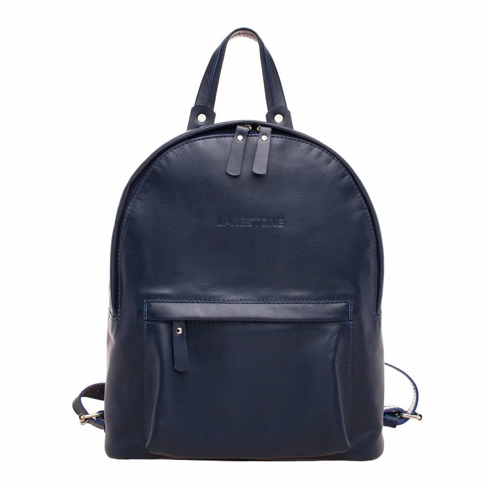 Женский рюкзак Ambra Dark Blue&amp;lt;p&amp;gt;Стильный женский аксессуар, который является не только практичной, но и очень удобной в эксплуатации вещью. С таким рюкзаком можно выйти как на прогулку с друзьями, так и отправиться на шопинг. Плавные линии и насыщенный синий цвет делает модель универсальной и позволяет сочетать ее практически с любыми образами. &amp;lt;/p&amp;gt;&amp;lt;p&amp;gt;Хотя размеры изделия довольно компактные, его внутреннее пространство весьма вместительное. Все необходимые атрибуты повседневной жизни можно без проблем взять с собой. &amp;lt;/p&amp;gt;&amp;lt;p&amp;gt;Рюкзак очень удобно носить за спиной, так как его лямки регулируются по длине и имеют оптимальную ширину. При желании, его можно транспортировать в ладони, что актуально в том случае, когда аксессуар заполнен не на 100%.&amp;amp;nbsp;&amp;lt;/p&amp;gt;<br>