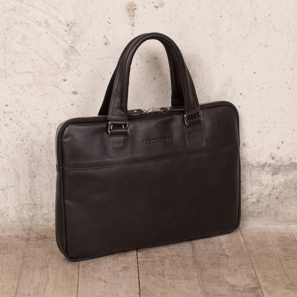 Деловая сумка Anson Black