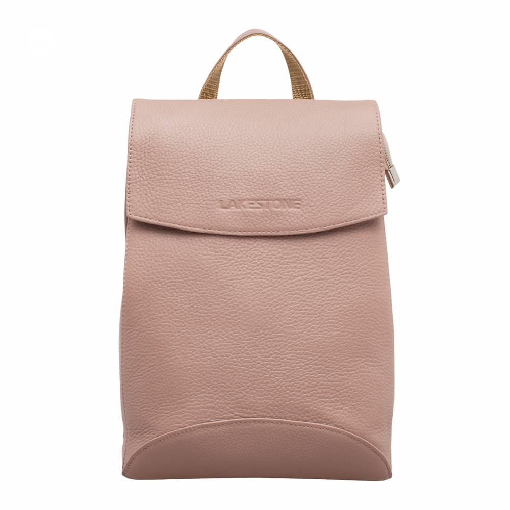Женский рюкзак Ashley Ash Rose&amp;lt;p&amp;gt;Практичный женский рюкзак из качественной натуральной кожи. Это изделие имеет нежный цвет пепельной розы. С таким аксессуаром можно отправиться практически куда угодно, начиная от занятий в институте и заканчивая вечерней прогулкой с друзьями. Рюкзак очень удобно транспортировать как за спиной, на двух лямках, так и на плече, как сумку, ведь это рюкзак-трансформер. &amp;lt;/p&amp;gt;&amp;lt;p&amp;gt;Внутреннее пространство грамотно организовано. Изделие имеет одну просторную секцию и несколько карманов, в которые можно разложить личные вещи: смартфон, документы, косметику. Аксессуар фиксируется на молнию и на откидной магнитный клапан из кожи. При необходимости, объем рюкзака может быть увеличен. Для этого достаточно расстегнуть боковые клепки. Практичное и универсальное изделие, которое можно брать с собой куда угодно.&amp;amp;nbsp;&amp;lt;/p&amp;gt;<br>