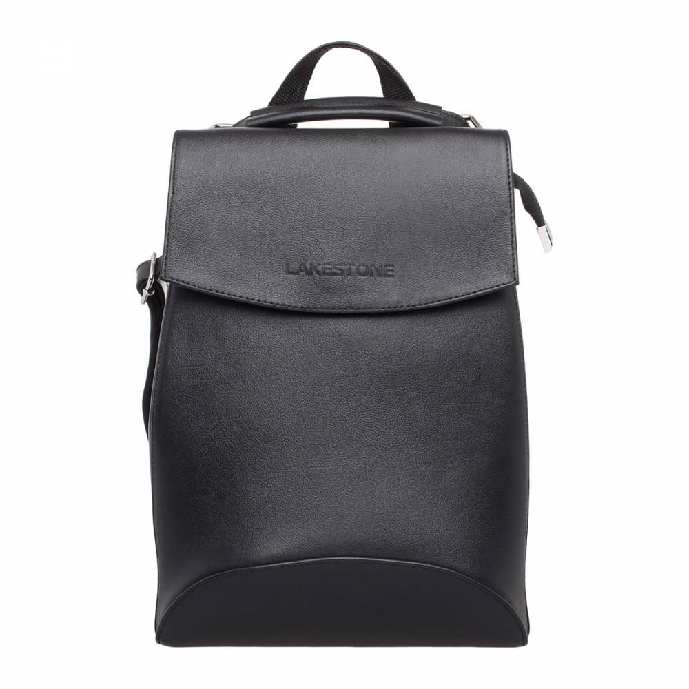Женский рюкзак Ashley Black&amp;lt;p&amp;gt;Элегантный черный рюкзак-трансформер для женщин, пошитый из качественной натуральной кожи. Это изделие является универсальным, так как его можно брать с собой куда угодно: на встречи, на занятия или прогулки. Изделие оснащено длинной кожаной ручкой, которая позволяет носить рюкзак на плече, а после незначительных трансформаций, ручка превращается в две лямки и рюкзак можно носить за спиной: просто, практично и легко!&amp;lt;/p&amp;gt;<br>