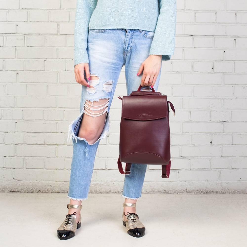 Женский рюкзак Ashley Burgundy