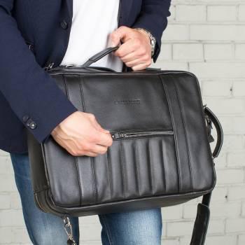 Рюкзак-трансформер Banister Black