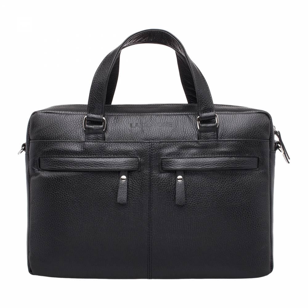 Деловая сумка Bedford Black&amp;lt;p&amp;gt;Стильная и удобная сумка, которая обязательно станет одним из приоритетных аксессуаров любого делового мужчины. Это изделие порадует прекрасно организованным внутренним пространством, да и внешние характеристики модели ничуть не менее привлекательны. Аксессуар полностью создан из натуральной кожи, его безупречный дизайн не нуждается в каких-либо дополнениях. Разве только, что такой сумке необходим не менее безупречный хозяин.&amp;amp;nbsp;&amp;lt;/p&amp;gt;<br>