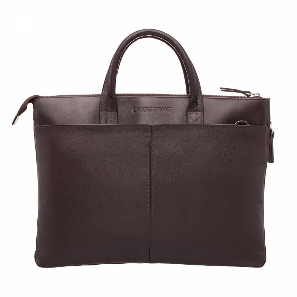 Деловая сумка Bolton Brown&amp;lt;p&amp;gt;Визитная карточка данной сумки - ее особенность расширяться и увеличивать свой объем за счет молнии, которая комфортно расположилась по периметру модели. Изделие пошито вручную из натуральной кожи.&amp;amp;nbsp;&amp;lt;/p&amp;gt;<br>
