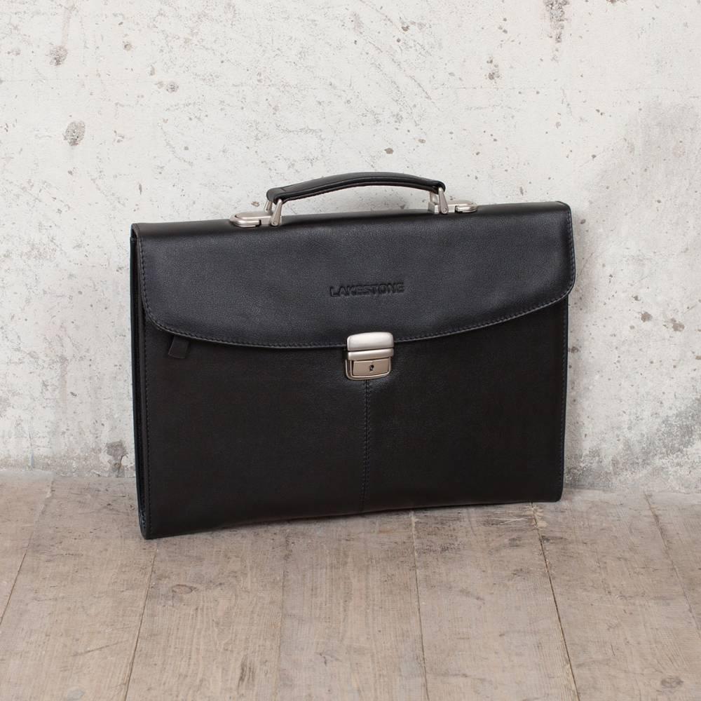 Папка-портфель Boverton Black