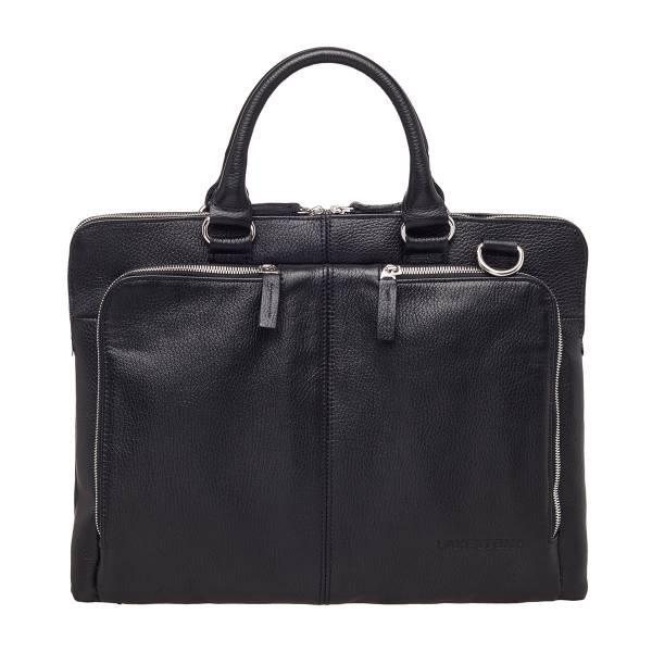 Деловая сумка Brook Black