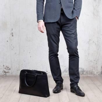 Деловая сумка Brunel Black