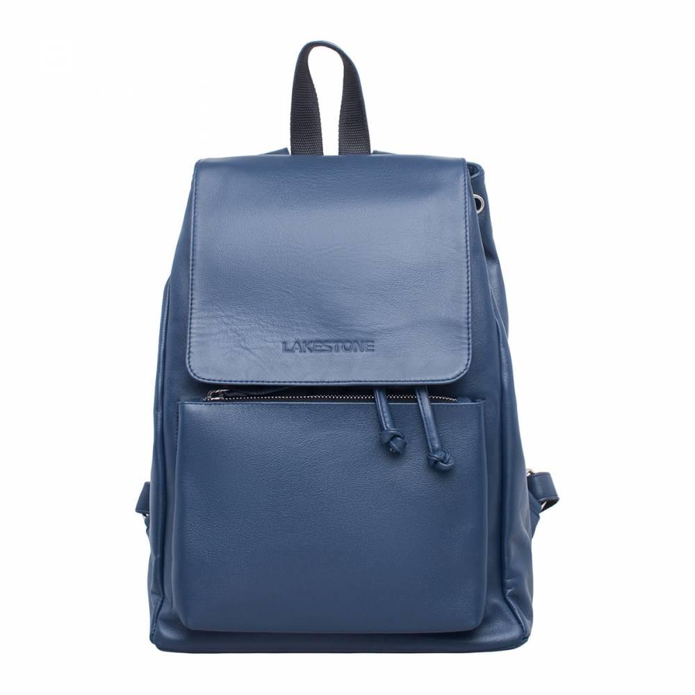 Женский рюкзак Camberley Dark Blue&amp;lt;p&amp;gt;Яркий и запоминающийся аксессуар, который выполнен из качественной натуральной кожи. Этот рюкзак обязательно займет достойное место в гардеробе женщины. С таким изделием можно отправиться куда угодно: на вечернее рандеву, на прогулку с друзьями, на шоппинг с подругами, на природу, на лекции в институт. Везде он придется к месту и станет отличным дополнением образа активной и успешной девушки.&amp;amp;nbsp;&amp;lt;/p&amp;gt;<br>