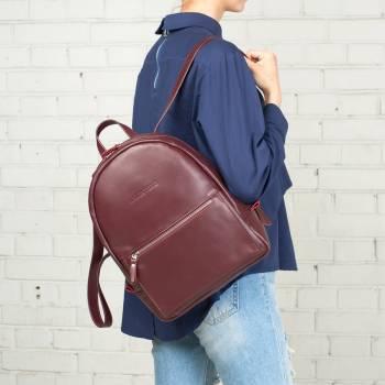 Женский рюкзак Caroline Burgundy