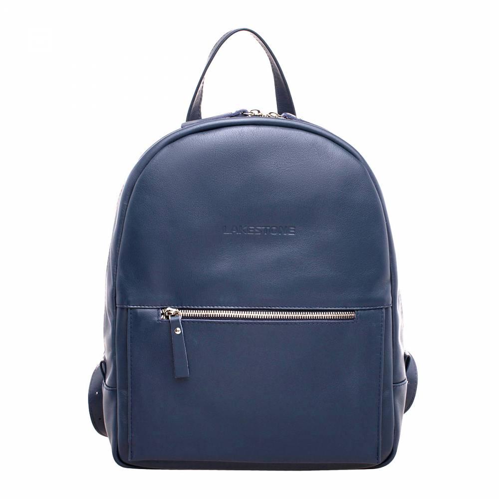 Женский рюкзак Caroline Dark Blue&amp;lt;p&amp;gt;Рюкзак – это очень практичный аксессуар, который должен быть в гардеробе каждой женщины. Тем более, если речь идет о представленной модели. Это изделие пошито из качественной натуральной кожи, которая отличается благородной гладкостью и едва заметным рисунком, созданным самой природой. &amp;lt;/p&amp;gt;&amp;lt;p&amp;gt;Рюкзак имеет компактные формы и довольно хорошую вместительность. Это возможно за счет того, что его внутреннее пространство не имеет лишних перегородок. Изделие очень удобно транспортировать в ладони и за спиной. Лямки регулируются по длине и имеют оптимальную ширину. Они также пошиты из натуральной кожи, что делает их прочными и надежными. Стильная металлическая фурнитура является залогом качества, надежности и долговечности изделия.&amp;amp;nbsp;&amp;lt;/p&amp;gt;<br>