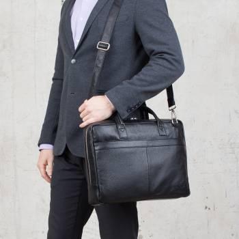 Деловая сумка Carter Black