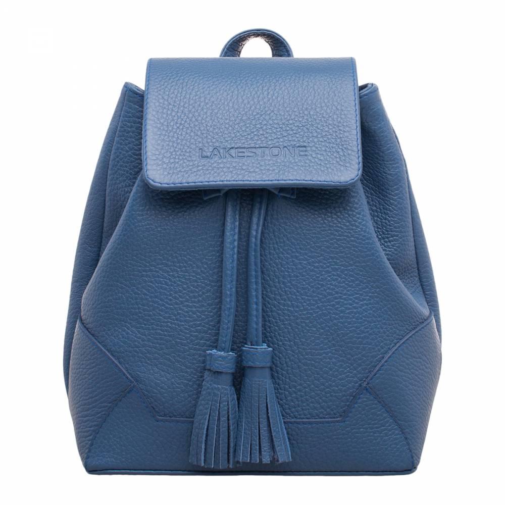 Небольшой женский рюкзак Clare Blue&amp;lt;p&amp;gt;Очень практичный и невероятно стильный аксессуар для девушек и женщин, которые привыкли выглядеть неотразимо. Это изделие предназначено для транспортировки и хранения достаточно габаритных вещей, таких как планшет или ноутбук до 8 дюймов. Одновременно, сам рюкзак отличается компактными размерами. &amp;lt;/p&amp;gt;&amp;lt;p&amp;gt;Аксессуар полностью пошит из качественной натуральной кожи светло-синего цвета. Изделие настолько универсально, что его можно взять с собой практически куда угодно и сочетать с любым луком. &amp;lt;/p&amp;gt;&amp;lt;p&amp;gt;Удобные шнурки с кисточками на концах надежно фиксируют внутреннее содержимое изделия. Дополнительно рюкзак закрывается на магнитный клапан. Он будет актуальным еще на протяжении нескольких лет. Поэтому, сделав такую покупку однажды, можно не озадачиваться поисками нового аксессуара на протяжении нескольких лет, что невероятно практично.&amp;amp;nbsp;&amp;lt;/p&amp;gt;<br>