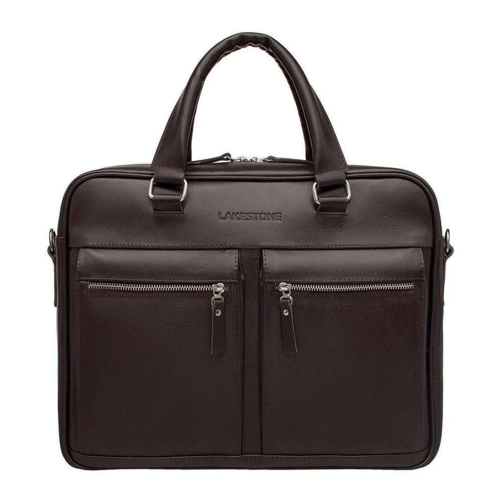 Деловая сумка Colston BrownСтрогие формы, оптимальная вместительность и качество&#13; исключительно натуральных материалов сочетаются в одном стильном изделии. Эта&#13; мужская сумка является желанным аксессуаром для большинства деловых мужчин. Ручная работа мастеров заметная даже не профессионалу в данной сфере.&#13; Каждый стежок, каждая деталь, каждая мелочь выполнены с безукоризненным&#13; совершенством. Эта сумка – результат кропотливого труда, а не шаблонное&#13; изделие, вышедшее из-под компьютеризированного станка. Сумка очень&#13; функциональна в использовании, в нее без проблем поместятся все важные&#13; документы и ноутбук диагональю до 15 дюймов. Удобно, практично и стильно.&amp;amp;nbsp; &amp;amp;nbsp;&amp;amp;nbsp;<br>