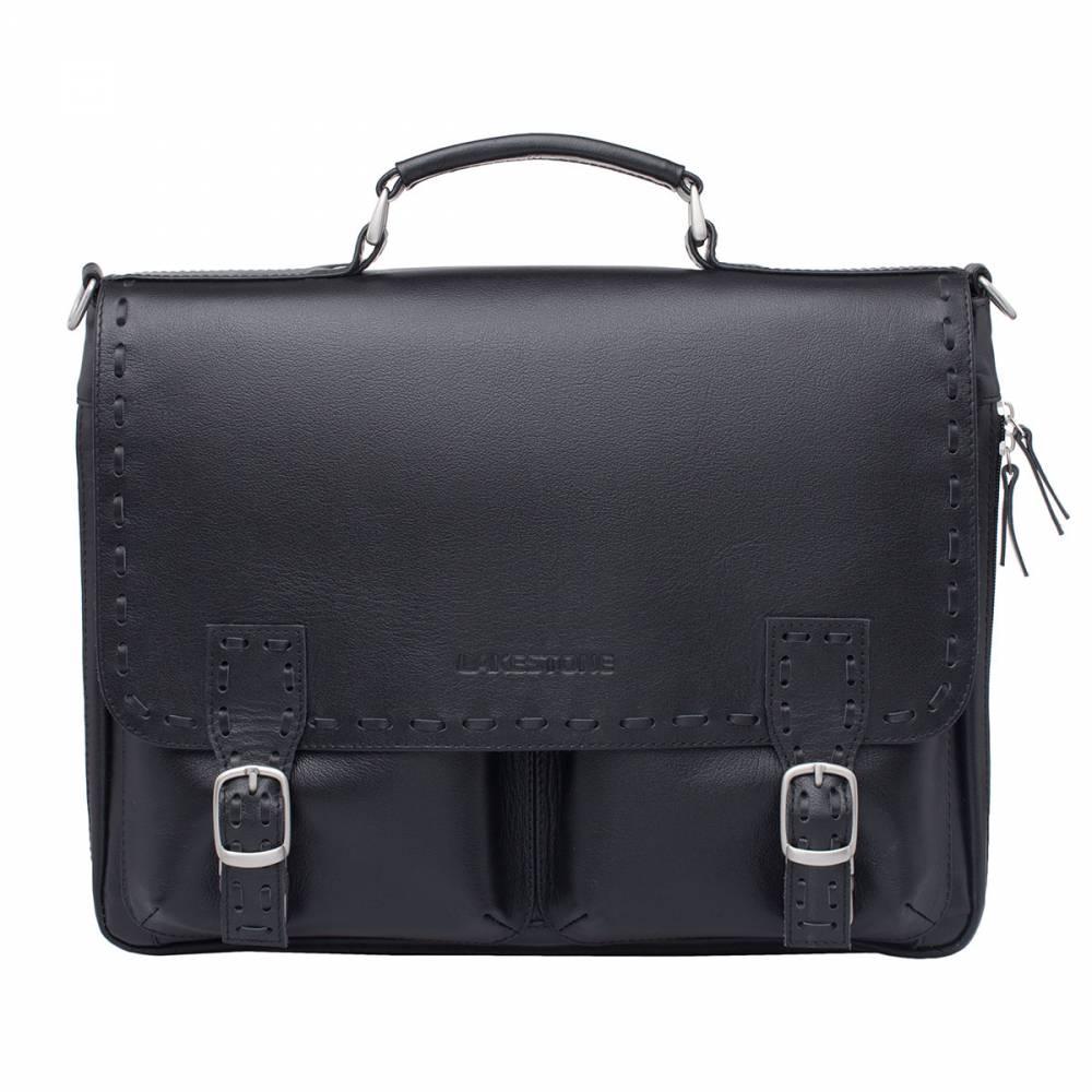 Портфель Cooper BlackНевероятно стильный аксессуар –&#13; это действительно новое веяние в классических кожаных мужских сумках.&#13; Представленный портфель изготовлен из высокосортной натуральной кожи,&#13; имеет строгий и одновременно очень привлекательный внешний вид. Такой портфель&#13; выберет мужчина, обладающий несомненным чувством стиля. Внутреннее пространство&#13; организовано просто идеально. Там найдется место для ноутбука и важных&#13; документов. Есть карманы открытого и закрытого типа. Ручка портфеля удобная,&#13; идеально ложиться в ладонь.<br>