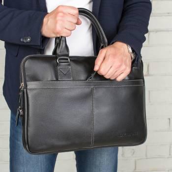 Деловая сумка Cromwell Black