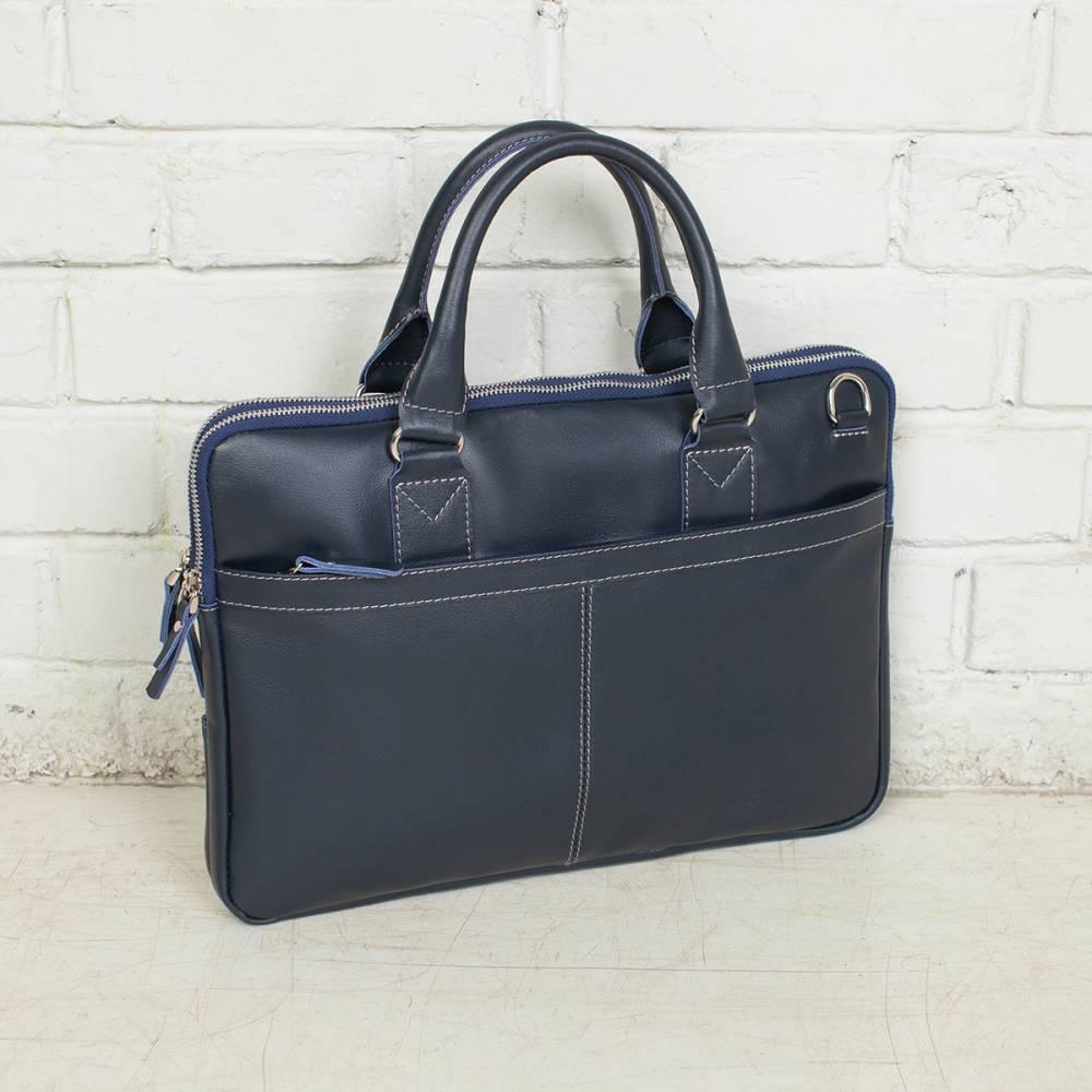 Деловая сумка Cromwell Dark Blue