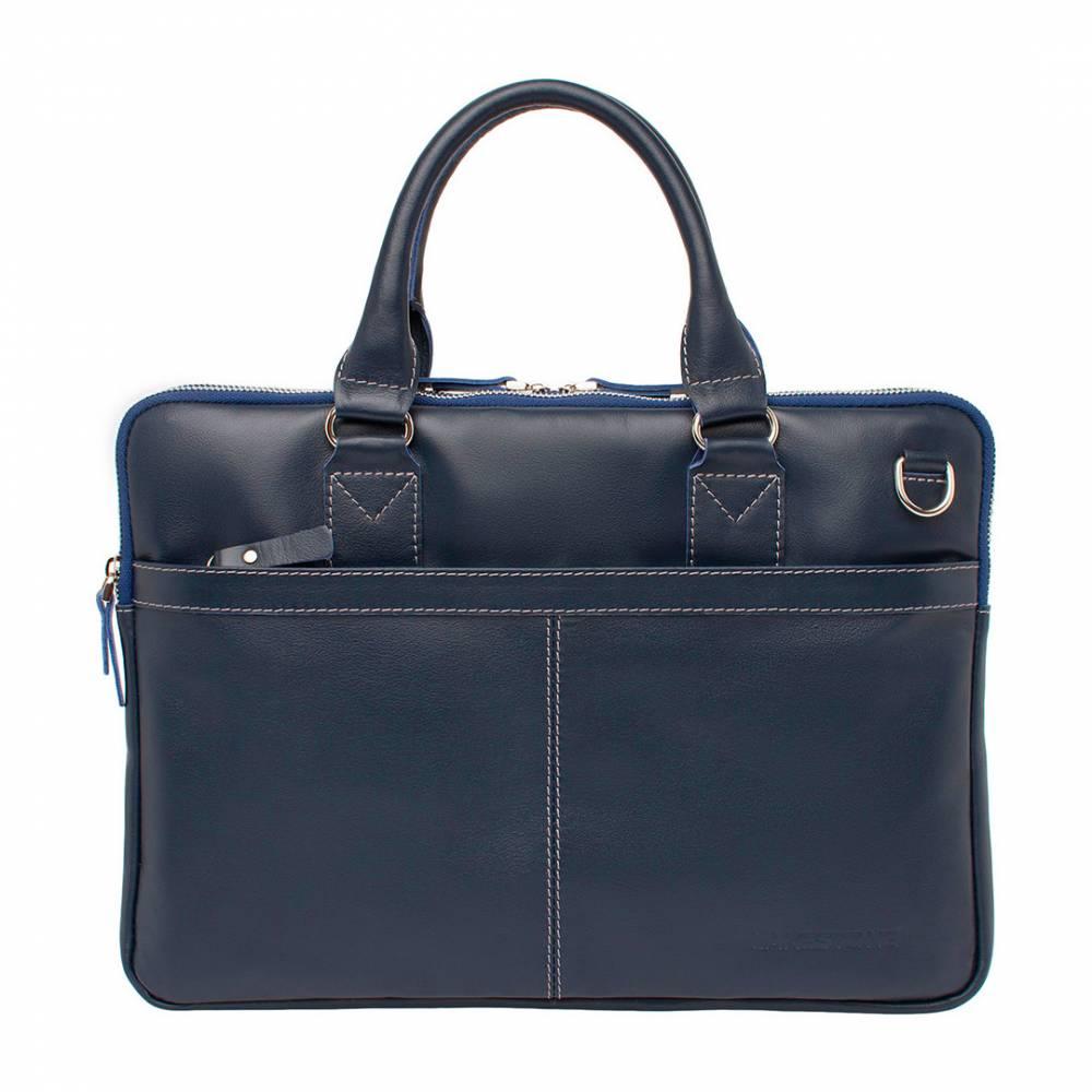 Купить Деловая сумка Cromwell Dark Blue, Lakestone