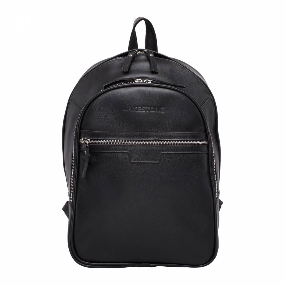 Женский рюкзак Dakota Black&amp;lt;p&amp;gt;Очень удобный и очень вместительный женский рюкзак с плавными формами. Очень часто женщины отказываются от использования такого практичного аксессуара по причине его топорной выделки. Но к представленной модели это отношения не имеет. Изделие смотрится женственно, элегантно и очень компактно, при этом оно обладает поразительной вместительностью. Рюкзак имеет одно просторное внутреннее отделение и дополнительный наружный карман на передней стенке, что позволяет иметь при себе все самое необходимое. В том числе, современные гаджеты: ноутбук или планшет.&amp;amp;nbsp;&amp;lt;/p&amp;gt;<br>