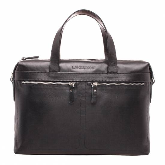 Деловая сумка Dalston Black