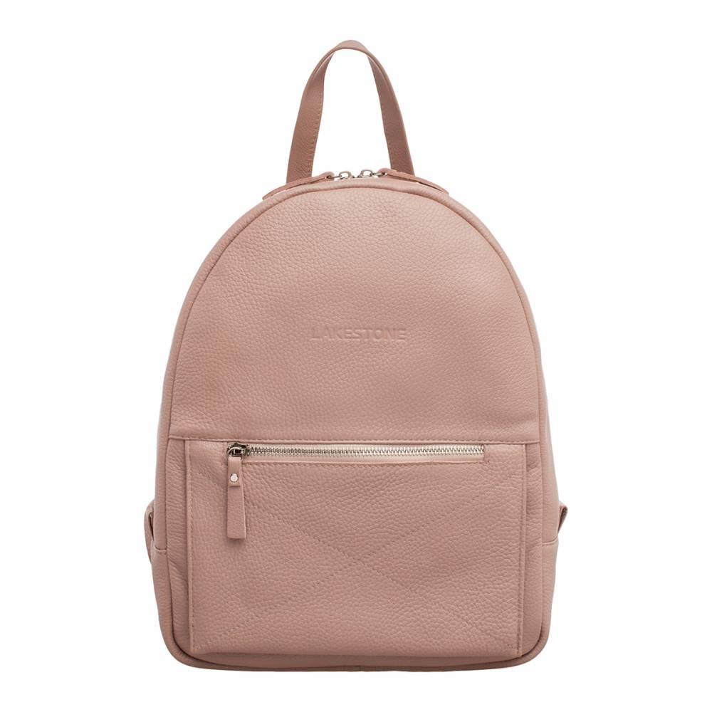 Женский рюкзак Darley Ash Rose&amp;lt;p&amp;gt;Женский стильный рюкзак, который привлекает внимание своими плавными формами и нежным цветом пепельной розы. Этот аксессуар смотрится невероятно гармонично практически с любым образом. Он будет отлично сочетаться как с модными джинсами, так и со спортивным платьем. &amp;lt;/p&amp;gt;&amp;lt;p&amp;gt;Рюкзак обладает достаточной вместительностью, чтобы в нем можно было транспортировать довольно габаритные вещи. Внутреннее пространство не имеет лишних перегородок, поэтому без труда вмещает и ноутбук, и бумаги формата А4. &amp;lt;/p&amp;gt;&amp;lt;p&amp;gt;Изделие пошито из натуральной кожи, поэтому на протяжении долгого времени будет радовать свою обладательницу привлекательным внешним видом.&amp;amp;nbsp;&amp;lt;/p&amp;gt;<br>