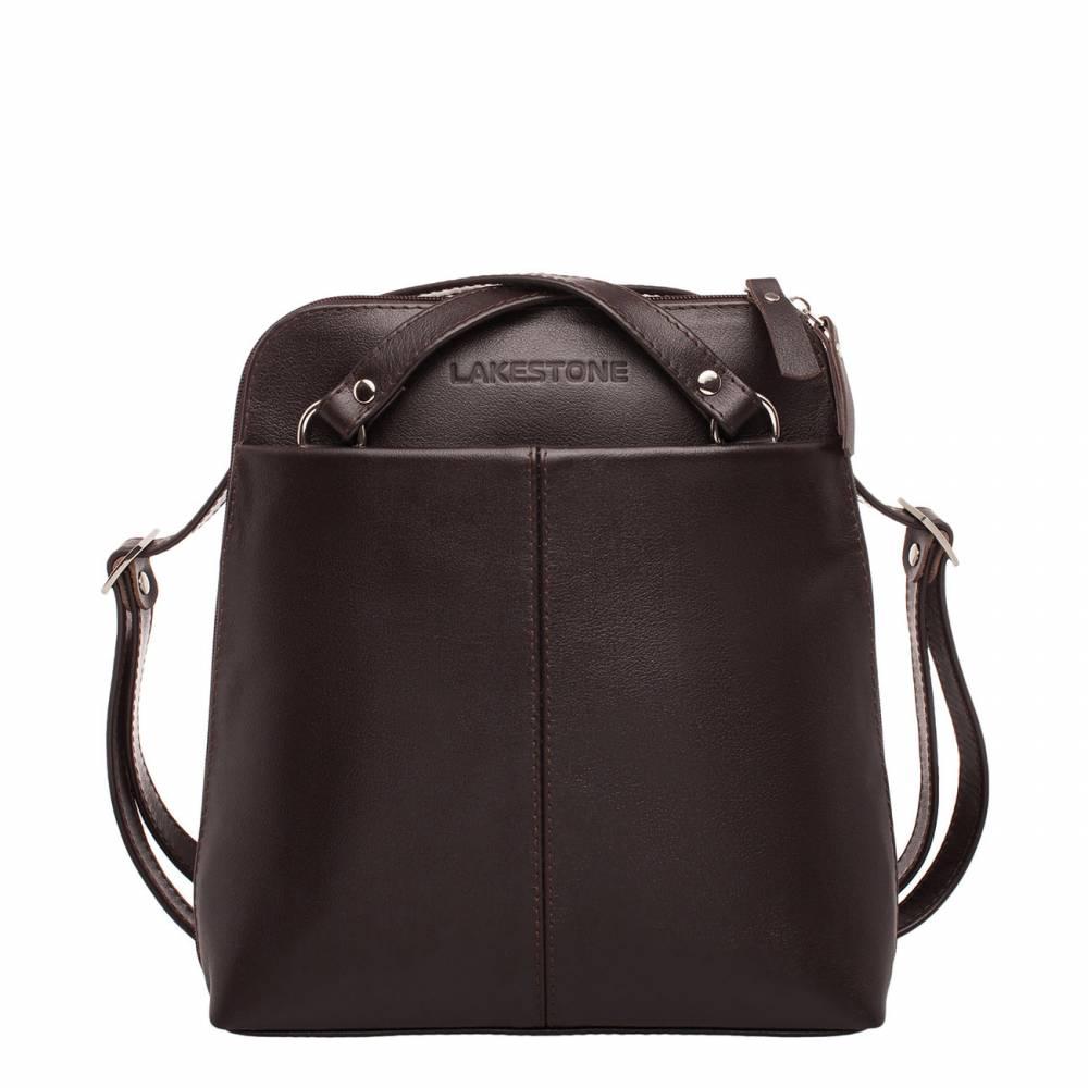 Компактный женский рюкзак-трансформер Eden Brown&amp;lt;p&amp;gt;Прогресс не стоит на месте и вот наконец-то создан стильный и практичный женский рюкзак - трансформер, который всего лишь за несколько движений превращается в элегантную сумку. Это изделие смотрится очень женственно и привлекательно, в какой бы трансформации оно ни было. Такой аксессуар можно взять с собой куда угодно - сфера его использования не ограничена. Так, сумка дополнит строгий деловой костюм, а рюкзак отлично сочетается со спортивным стилем. Это настоящая находка для активной и современной женщины, которая привыкла жить насыщенной и динамичной жизнью.&amp;amp;nbsp;&amp;lt;/p&amp;gt;<br>