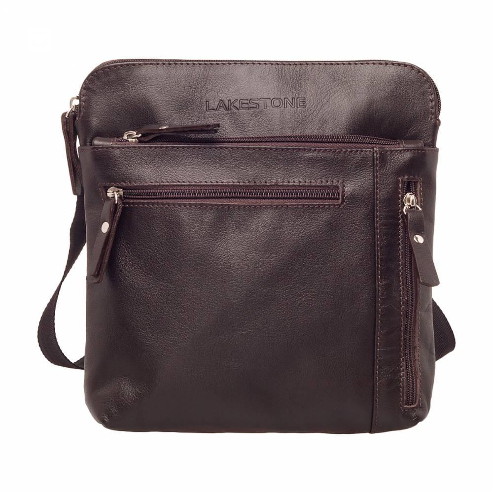 Сумка через плечо Elm Brown&amp;lt;p&amp;gt;Компактная и маневренная сумка через плечо, которая прослужит своему обладателю много лет. изделие пошито из натуральной кожи, смотрится качественно и дорого. Внутренний функционал тщательно продуман, сумка оснащена множеством карманов, что даст возможность всегда содержать все вещи в идеальном порядке. Небольшая, но удобная сумка для мужчин, ценящих свое время и свои финансы.&amp;amp;nbsp;&amp;lt;/p&amp;gt;<br>