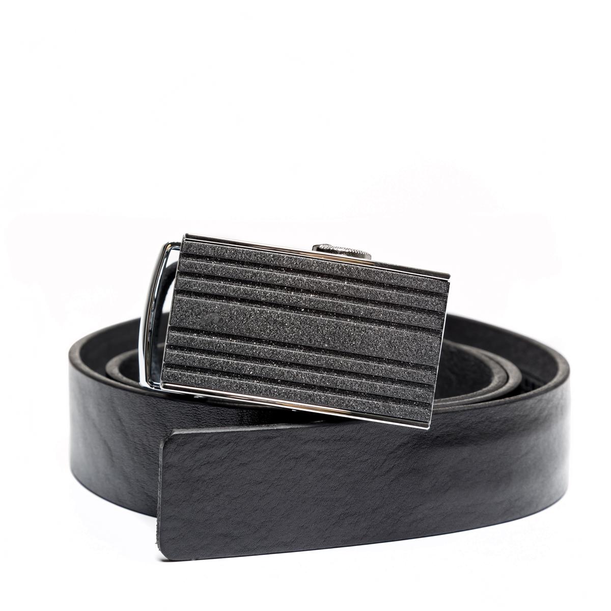 Купить Ремень мужской Flax Black, Lakestone