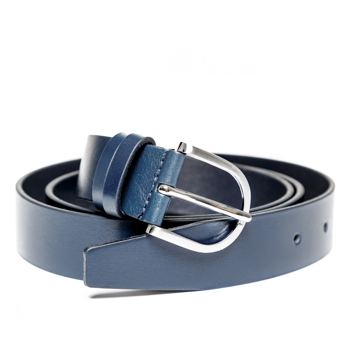 Купить Ремень женский Forty Dark Blue, Lakestone