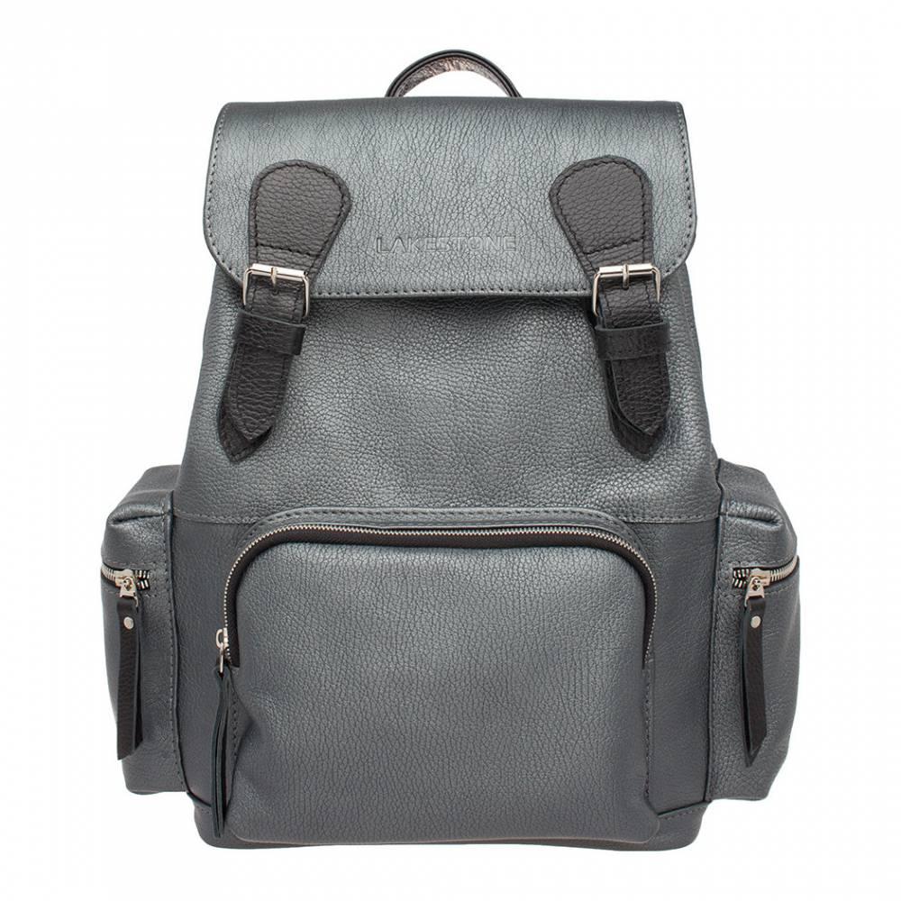 Купить Женский рюкзак Garrett Silver Grey, Lakestone
