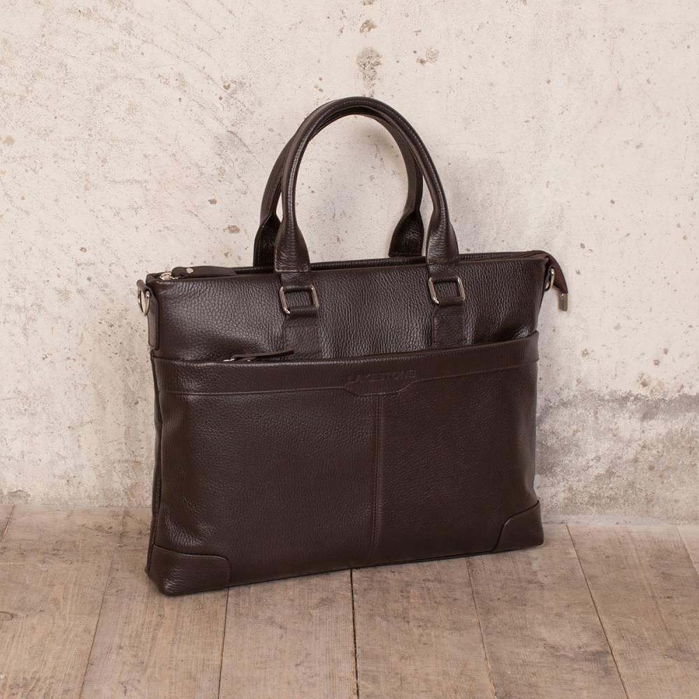 Деловая сумка Gilroy Brown