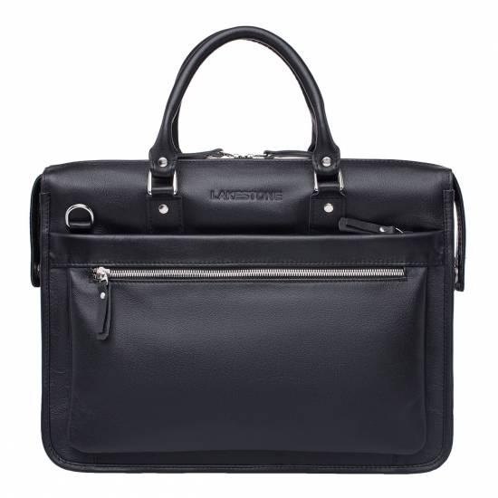 Деловая сумка Halston Black