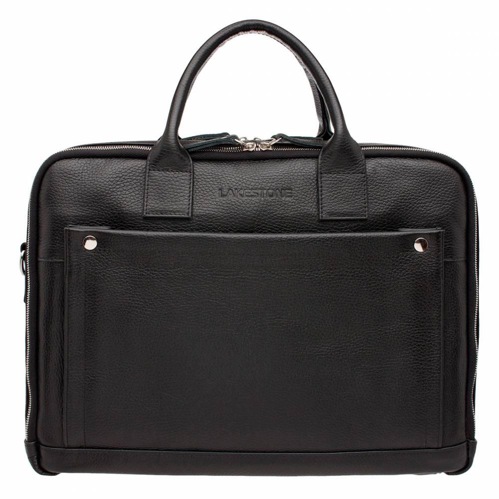 Купить Деловая сумка Hamilton Black, Lakestone