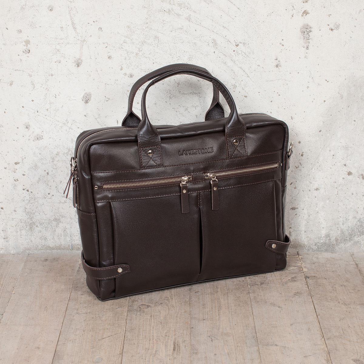 Деловая сумка Jacob Brown