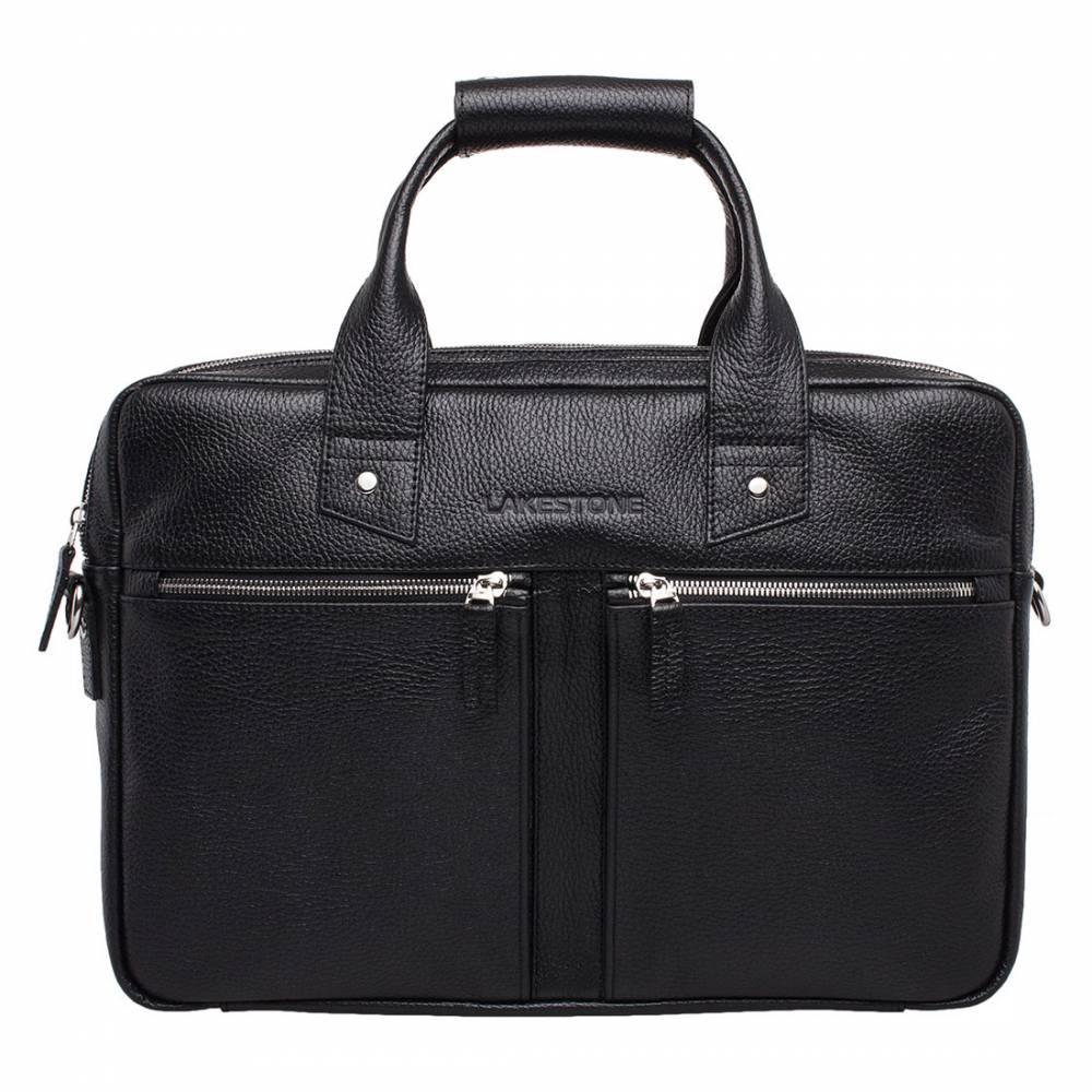 Деловая сумка Kelston Black&amp;lt;p&amp;gt;Сумка для мужчины - это не просто место для хранения вещей. Это нечто большее, формирующее его образ в целом. Чтобы довести этот этот образ до совершенства, обязательно нужно обратить свое внимание на представленный аксессуар. Это очень вместительная, но не габаритная деловая сумка, которая на 100% пошита из качественной натуральной кожи. Пользоваться аксессуаром очень удобно, в нем можно хранить весь необходимый объем вещей, который требуется деловому мужчине ежедневно. Основное преимущество этой модели - два независимых отделения на молнии.&amp;lt;/p&amp;gt;<br>