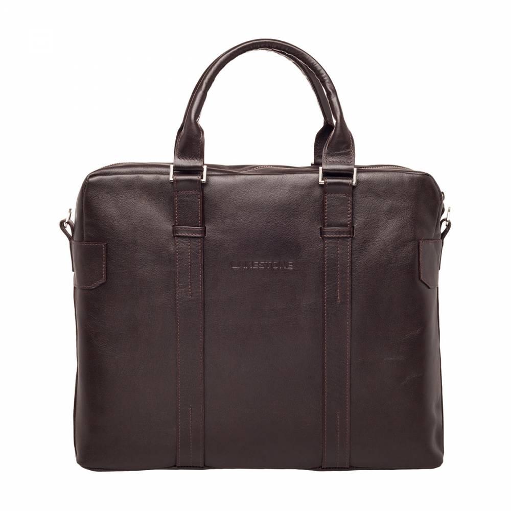 Деловая сумка Lichfield Brown&amp;lt;p&amp;gt;Мужская сумка может быть предметом гордости и обожания своего хозяина, если он приобрел данную модель. Этот аксессуар обязательно станет тем центром, вокруг которого будет создаваться весь образ преуспевающего бизнесмена. Сумка выполнена из качественной натуральной кожи, она имеет привлекательный, но не кричащий дизайн. Такому изделию не нужны аляпистые вставки или позолоченные ремни - оно самодостаточно и одновременно самобытно, как и его обладатель.&amp;amp;nbsp;&amp;lt;/p&amp;gt;<br>
