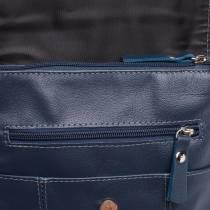 Сумка через плечо Monkton Dark Blue