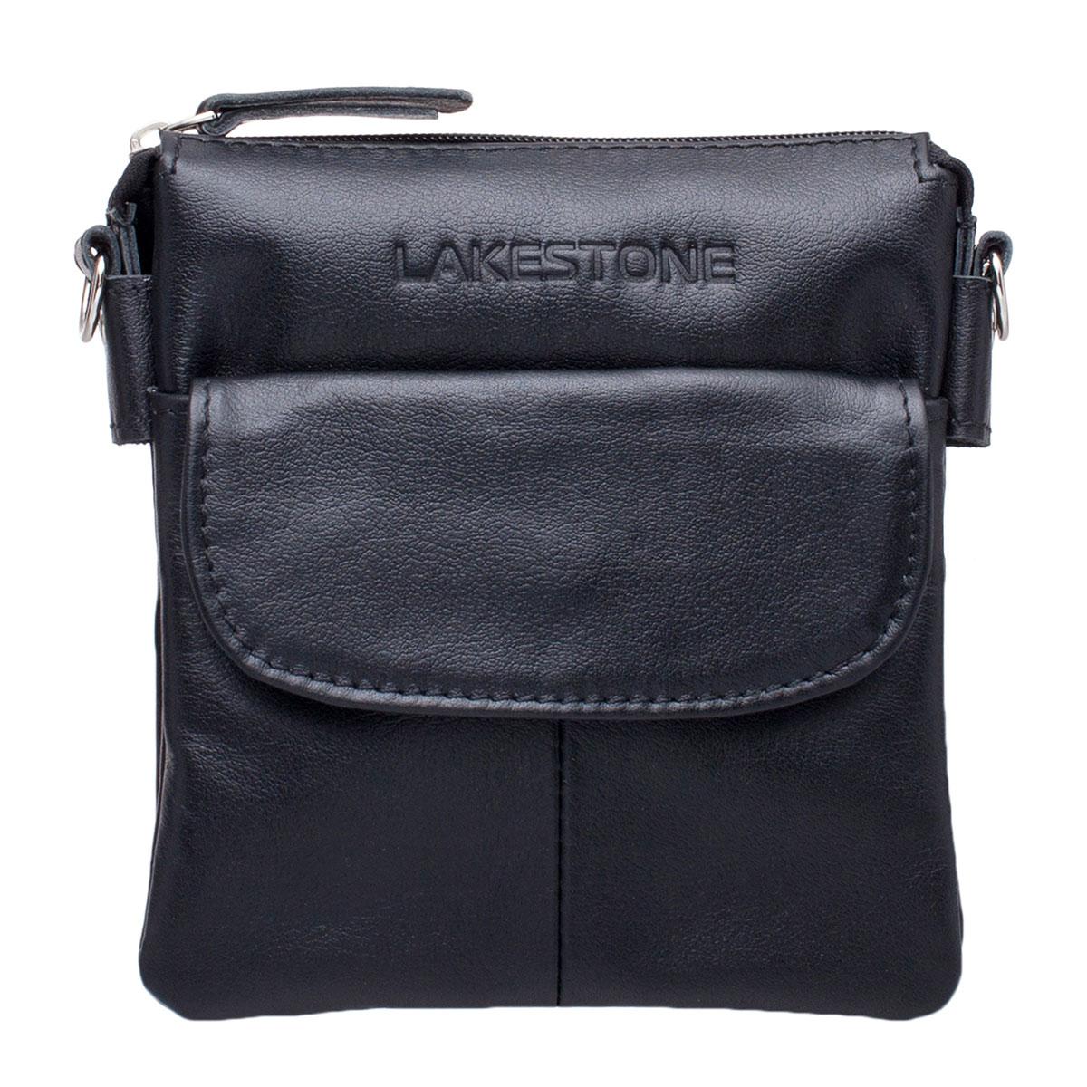 "Сумка ""Lakestone"" Osborne Black от Lakestone"