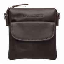 Небольшая кожаная сумка через плечо Osborne Brown