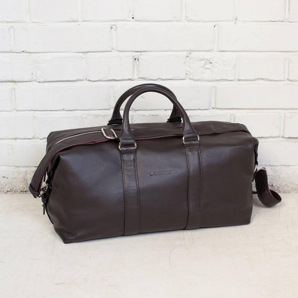 Дорожно-спортивная сумка Pinecroft Brown