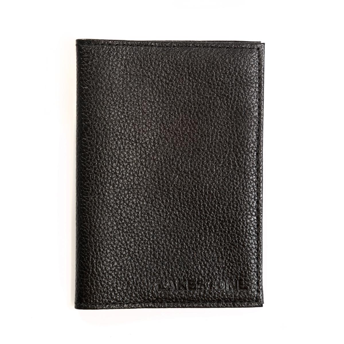 Обложка для паспорта Ripon Black