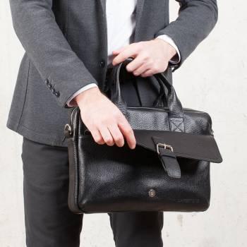 Деловая сумка Turner Black